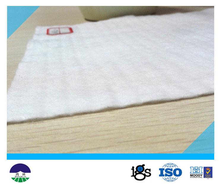 PET Filament Non Woven Geotextile Fabric 150GSM