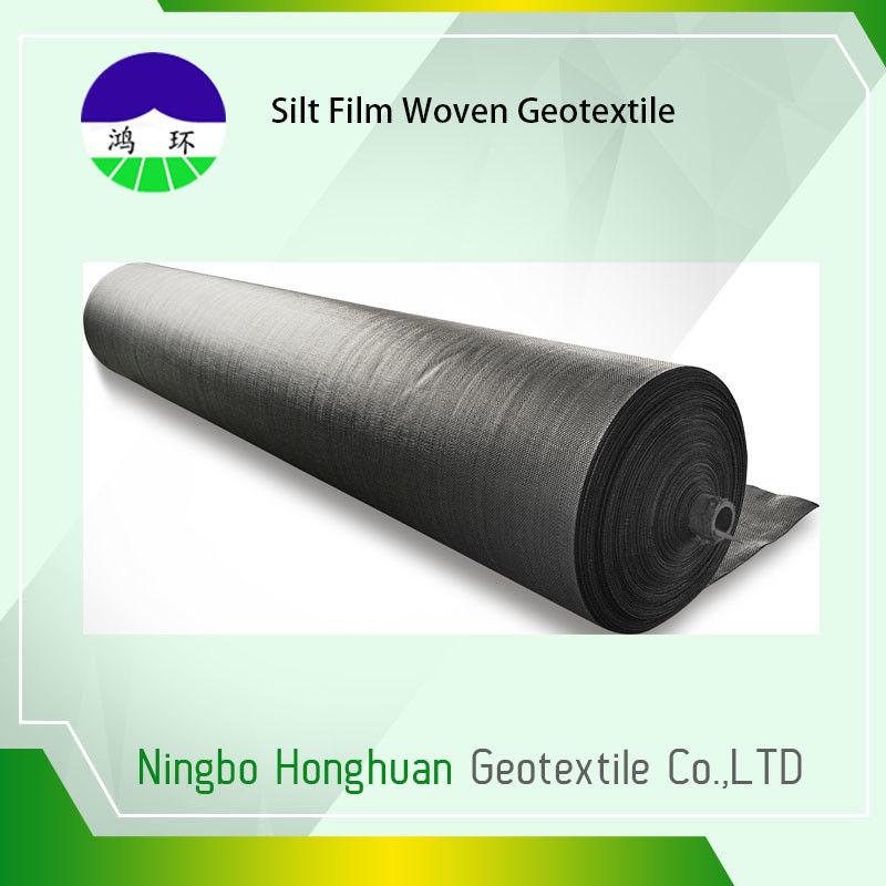 separation pp split film geotextile driveway fabric 235gsm anticorrosion. Black Bedroom Furniture Sets. Home Design Ideas