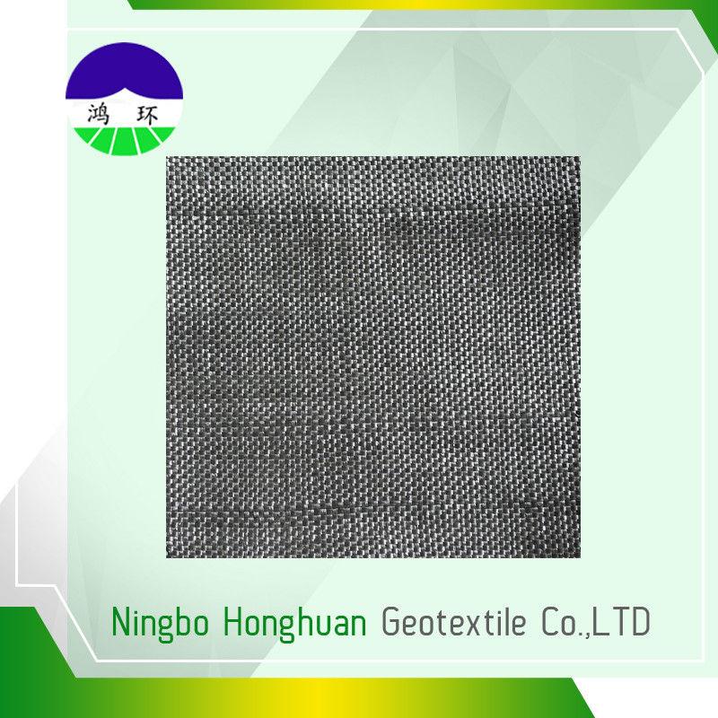 400GSM High Strength split film geotextile filter fabric