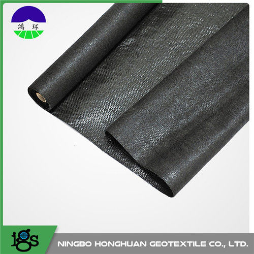 Drainage Filter Fabric For : Pp geotextile filter fabric drainage for runway foundation