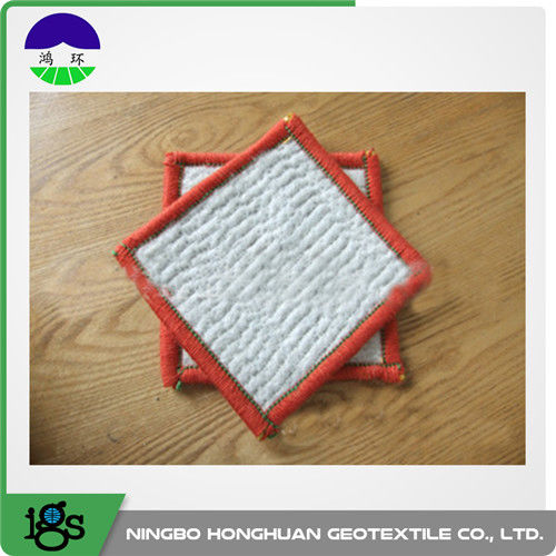 Two Nonwoven Geotextile Geosynthetic Clay Liner For