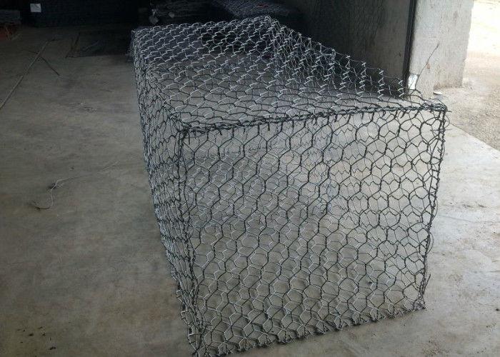 mur de sout nement de gabion de joint de avec le fil. Black Bedroom Furniture Sets. Home Design Ideas