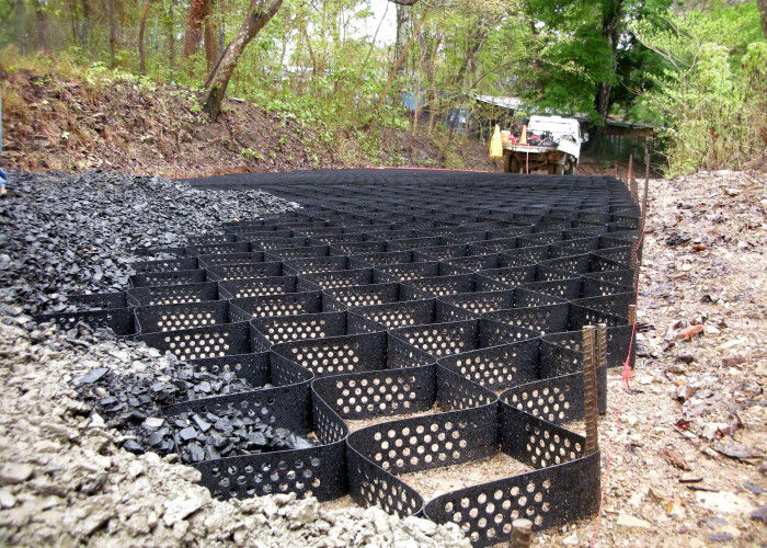 0 05mm PP HDPE Geocell
