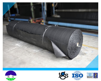 China 520G Tensile Strength Of Woven Geotextile Fabric For Reinforcement distributor